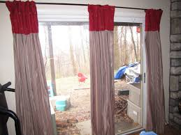 Contemporary Modern Curtains For Sliding Glass Doors Patio Door Drapes To Design Ideas