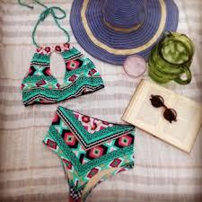 Aztec 2-Piece by Ava Carmen Bishop | Project | Sewing / Swimwear | Women's  | Kollabora