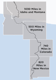General Cdt Trip Planning Continental Divide Trail Coalition