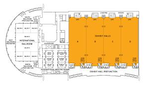 Floor Plan Georgia International Convention Center