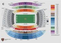 Fedex Field Seating Chart Fedex Field Seating Chart Seating Chart