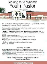 Pastoral Resumes Sample Ministry Resume Pastor Resume Samples Perfect Sample