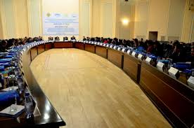 today in a conference room in the building of nur otan party in aktobe city the republican round table on a subject access to justice within the
