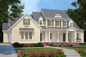 colonial house plans. Signature Country Exterior - Front Elevation Plan #927-982 Colonial House Plans