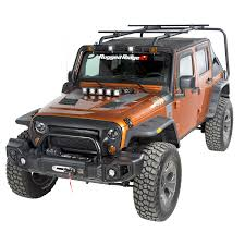 sherpa roof rack kit 07 18 jeep wrangler jku 4 door tap to expand