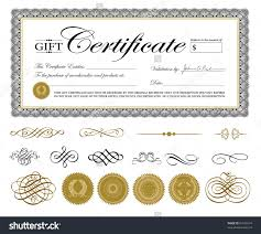 donation certificate template freeradioprovo tk intended for digital gift certificate template