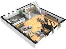 Free software to design and furnish your 3D floor plan - HomeByMe