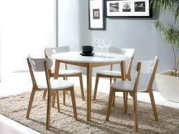 modern breakfast table and chairs modern round dining set modern white round dining table set for