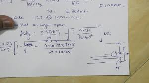 Two Way Continuous Slab Design Design Of Two Way Slabs Is 456 Limit State Method Mumbai University
