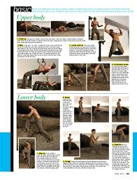 basic bodyweight workout