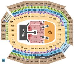 Lincoln Financial Field Seating Chart Rolling Stones Lincoln Financial Field Seating Charts For All 2019 Events