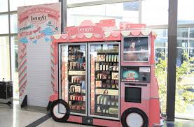 Benefit Vending Machine Prices Adorable Forgot Something Airport Vending Machines Can Help SmarterTravel