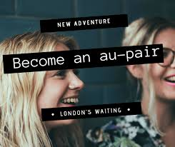 au pair jobs in london