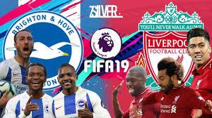 FIFA 19 - ไบรท์ตัน VS ลิเวอร์พูล - พรีเมียร์ลีกอังกฤษ[นัดที่22] - YouTube