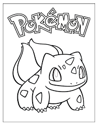 Small Picture bulbasaur coloring sheet coloring pages Pinterest Bulbasaur