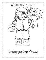 First Day Coloring Page Pdf