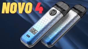 <b>Smok Novo 4</b> First Look   Nord 4 + Novo X = Novo 4 - YouTube