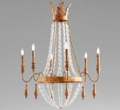 unique chandelier lighting. Unique Chandelier Lighting. Alexandra 6 Light Large Wood And Iron Lighting E O