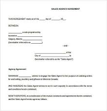 Free Sales Agreement Template Sample Sales Agreement Template Reliable Sales Agreement Template 4