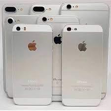 Apple mobile phones ...