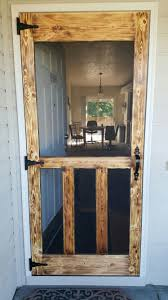 Homemade Screen Door Designs Pin On For The Home