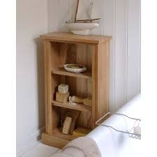 ... Bookcase, Small Narrow Bookcase Tall Narrow Bookcase With Doors Natural  Finished Of Small Wooden Bookcase ...