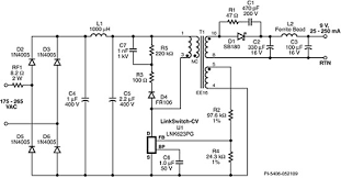 ac to dc converter circuit diagram ireleast info voltage 230v ac to 5v dc converter lossless electrical wiring circuit