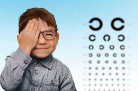 Dot Physical Eye Exam Chart Eye Exams For Children Why Theyre Important