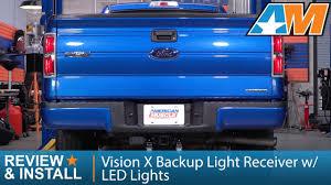 1997 2017 f 150 vision x backup light receiver w led lights review