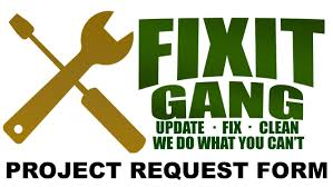 Graphic Design Project Request Form Fix It Gang Project Request Form Geneva Presbyterian Church