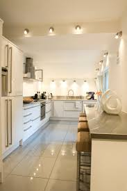 kitchen design for long narrow room. long narrow kitchen design and ideas white cabinets perfected by fantastic surroundings of your with really great concept for room l