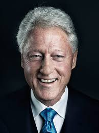 BILL CLINTON. (DAILY MAIL) As a New Yorker from humble beginnings, Jeffrey Epstein played on his blue-collar credentials and enormous wealth to extend ... - BILL-CLINTON