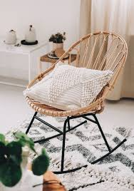 rocking chair home decor