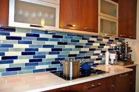 Blue And White Decorative Tiles Cool White Blue Colors Decorative Tile Kitchen Backsplash With 72