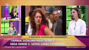 Yaprak Dökümü'nün Sedef'i Seda Demir'i görenler şoke oldu, gözlerine  inanamadı! - Müge ve Gülşen'le 2. Sayfa - Dailymotion Video