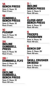 matt bomer workout routine