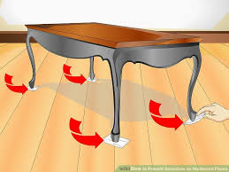image led prevent scratches on hardwood floors step 1
