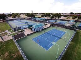 Collin College hosts men's national tennis tournament   Sachse News