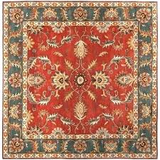 10x10 square area rug area rug average square area rug square wool area rugs hand tufted