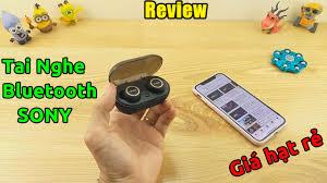 Tai nghe Sport Sony TWS Bluetooth gì mà rẻ vậy??? - Mã giảm giá - Săn hàng  giá rẻ