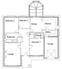 floor plan of bungalow house 1 bedroom bungalow floor plans luxury 3 bedroom bungalow house plans