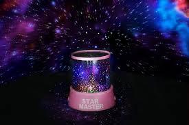 Star Master Night Light Pink Generic Colorful Twilight Romantic Sky Star Master Projector Lamp Starry Led Night Light Kids Bedroom Bed Light For Christmas Light Pink