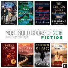 New York Times Book Best Seller Charts What Were The Most Sold Books Of 2018