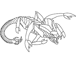 Small Picture Free coloring pages letscoloringpagescom Pacifif Rim Scorpion