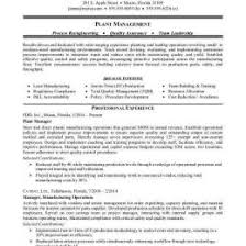 Production Supervisor Resume Template Awesome Production