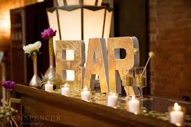 Great Wedding Bar Decorations The Not Wedding New York May 2013 Part 1