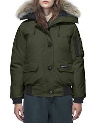 Canada Goose Chilliwack Down Bomber Jacket w  Fur Hood