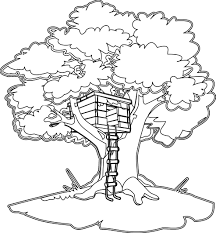 Coloring Pages Of Magic Tree House Characters Printable Coloring