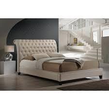 Linen Platform Bed Size  Fashionable Linen Platform Bed U2013 Bedroom Linen Platform Bed