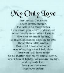 Love Letter For Husband